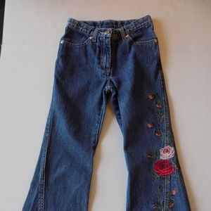 Gymboree Teacher Pet Jeans Pants Size 6
